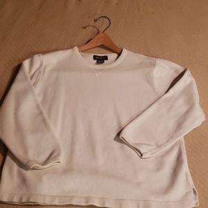 Eddie Bauer Ladies Knit Sweatshirt